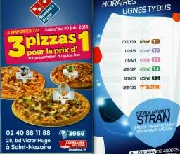 Bon plan Domino's Pizza