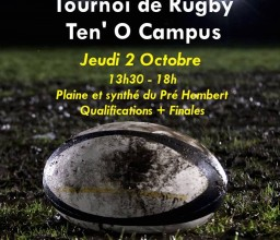 Tournoi de Rugby Ten'O'Campus