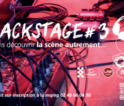 Ateliers backstage!