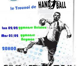 Dernier tournoi du Ten : Le tournoi de Handball !!