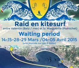 Downwind Spirit ! Grand Raid de 12 km en Kitesurf !