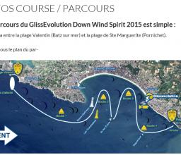Le grand Raid de Kitesurf Down Wind Spirit Gliss Evolution, organisé par les étudiants de la Licence CCN aura lieu le28 mars