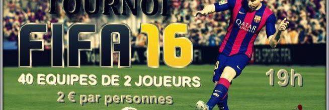 Tournoi FIFA 2016