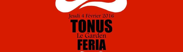 Tonus Le Garden Feria