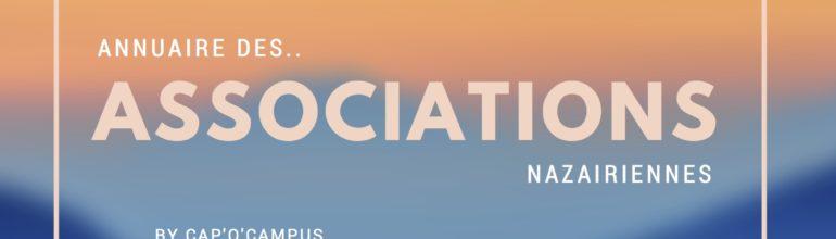 L'annuaires des associations Nazairiennes