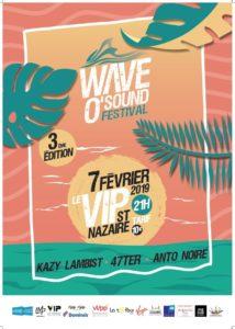 Wave O'Sound Festival // 3ème édition @ Le VIP | Saint-Nazaire | Pays de la Loire | France