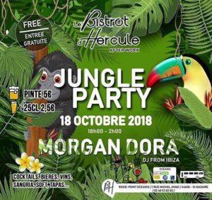 Afterwork // Jungle Party @ Le Bistrot d'Hercule | Saint-Nazaire | Pays de la Loire | France