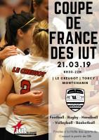 Coupe de France des IUT 2019
