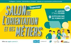 Trajectoire, Salon de l'Orientation et des Métiers @ Hippodrome de Pornichet