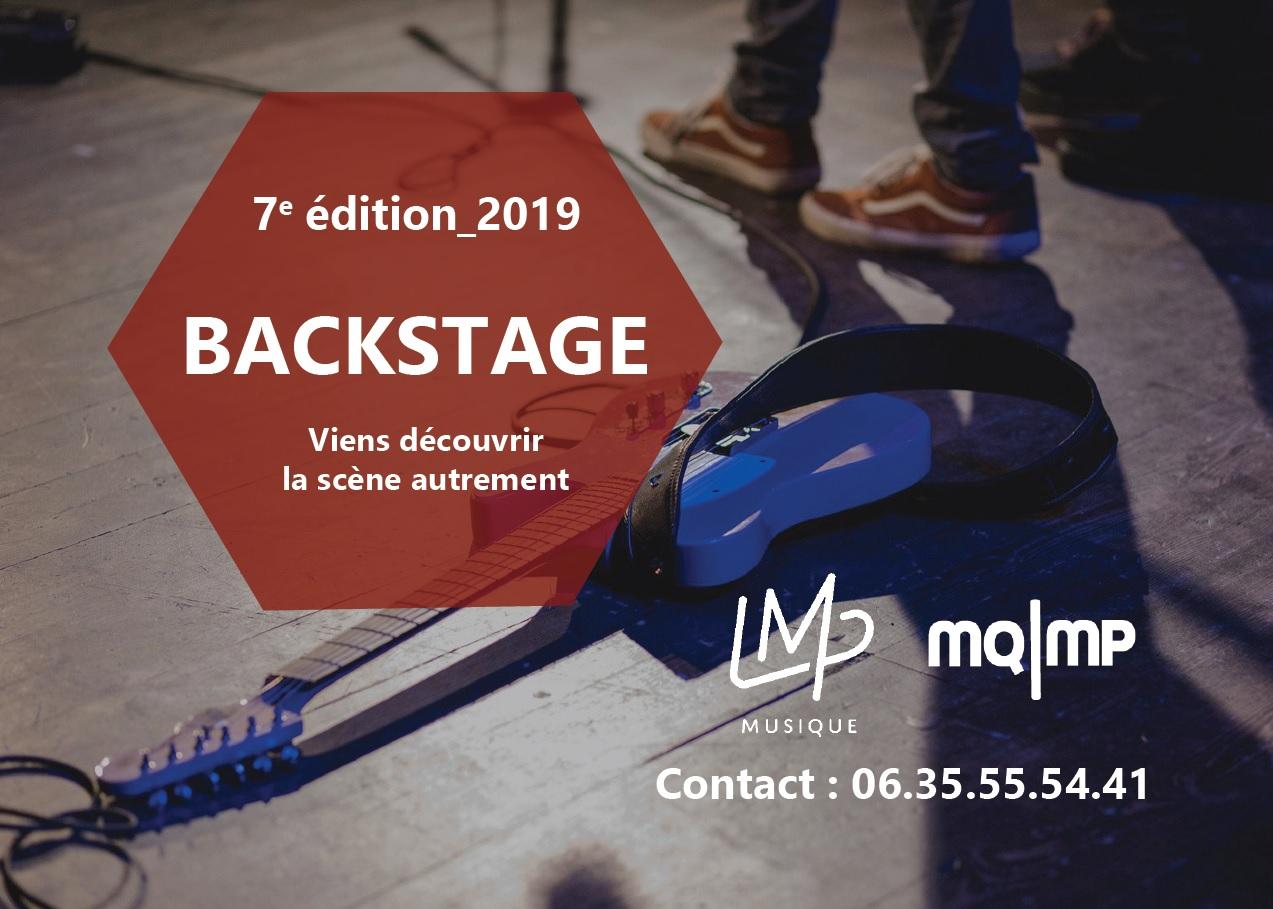 Les Ateliers Backstage @ Le VIP