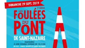 Les foulées du pont de Saint-Nazaire @ Pont de Saint-Nazaire